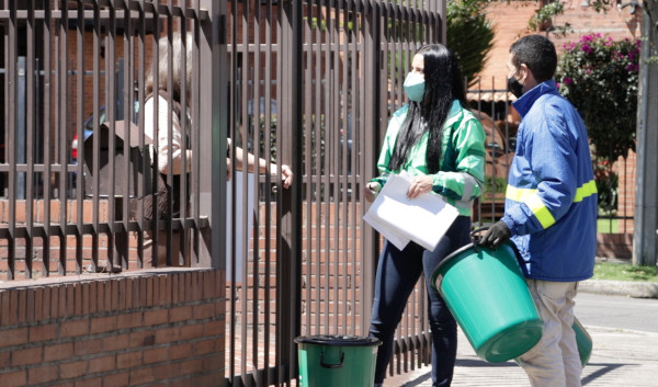 Bogotá avanza en el aprovechamiento de residuos orgánicos