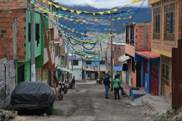 Continúan las jornadas de sensibilización en Mochuelo Bajo