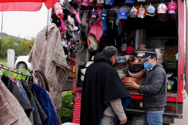 UAESP acompañó Feria Ganadera en Mochuelo Alto