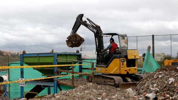 Punto Limpio de la UAESP aprovecha más de 10 mil toneladas de residuos al mes