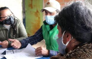 Habitantes de Mochuelo priorizan proyectos del nuevo Plan de Gestión Social