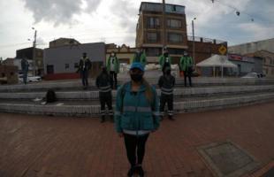 Juntos Limpiamos Bogotá continúa su recorrido para intervenir puntos críticos en Bogotá